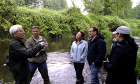 2012 Rocky Mountaineer Brunette River Fish Release with Elmer Rudolph-21