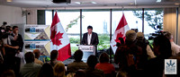 Announcement with Fisheries Minister Dominic LeBlanc-14