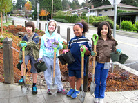 2012 Cougar Creek Streamkeepers - Sunshine Hills Rain Garden